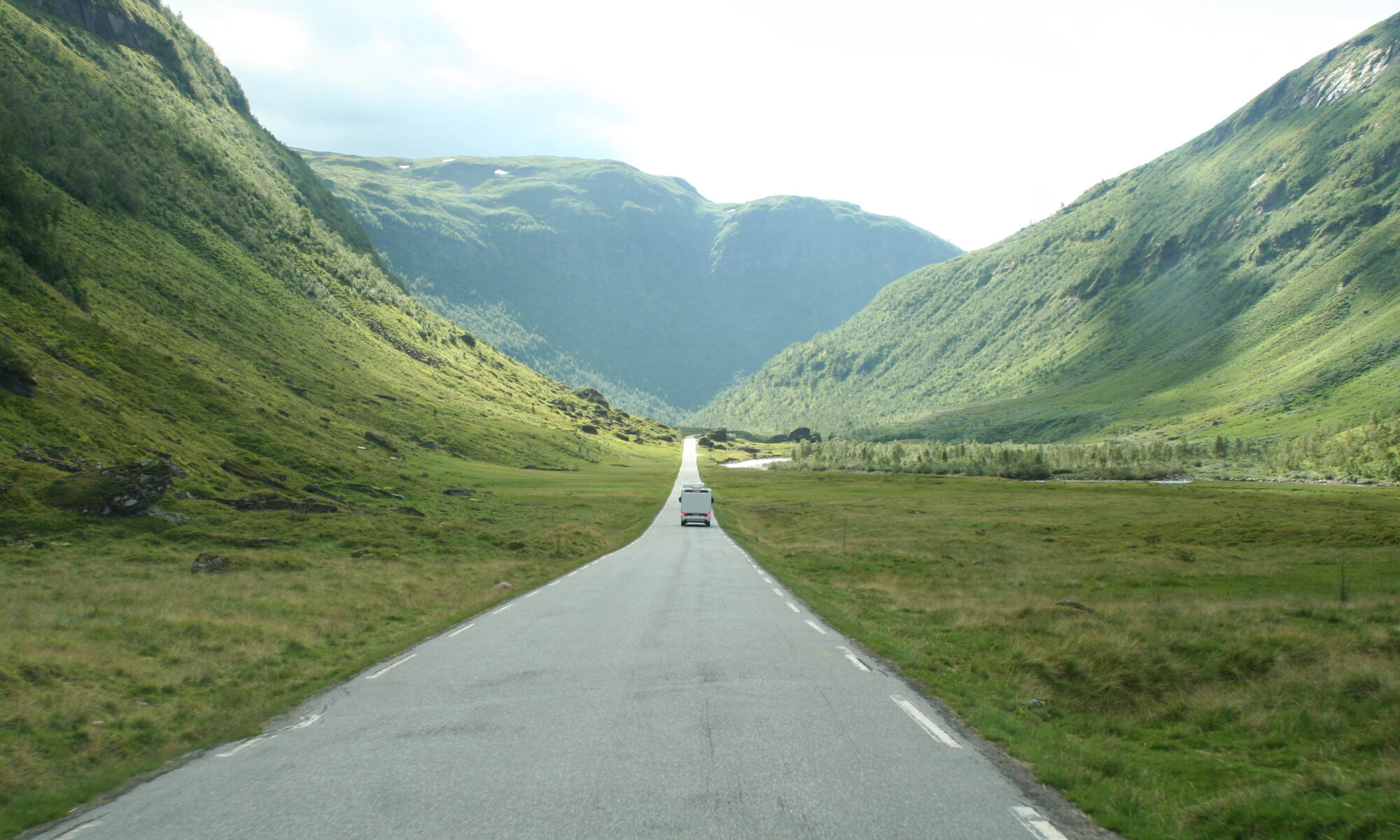 Campervakantie Noorwegen